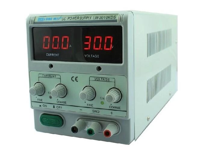 Лабораторный блок питания 0 30в 0 10а