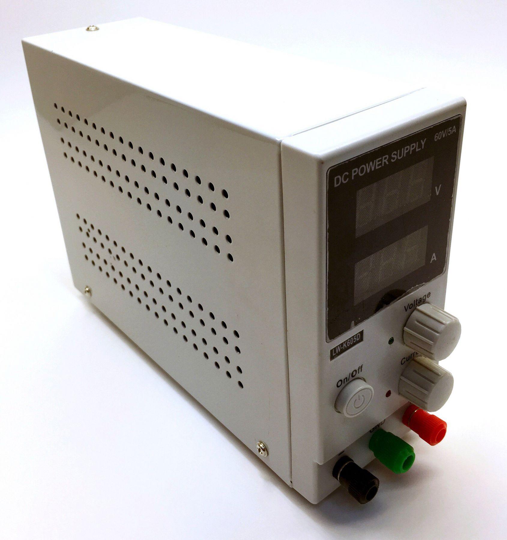Лабораторный блок питания 5а